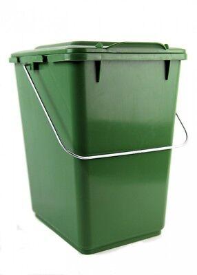 Komposteimer Biomülleimer Abfalleimer für Biomüll Kompost Eimer Abfallbehälter