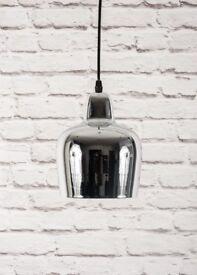Chrome lightings pendants hanging ceiling lights