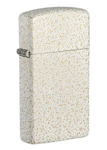 Zippo Slim Windproof Mercury Glass Lighter, 49265, New In Box