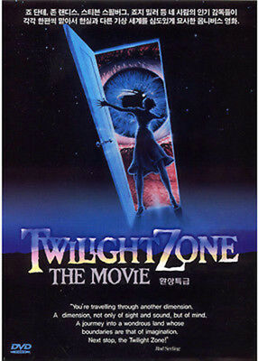 Twilight Zone: The Movie (1983) Joe Dante / DVD, NEW