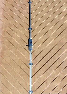 Torfeststeller GTB V2 Tortreibriegel PZ Garagentorverschluß Torriegel bis 273 cm