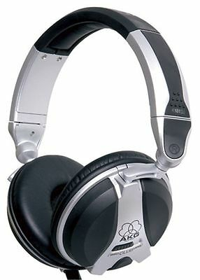 AKG K181DJ Professional DJ Monitoring Headphones Studio & DJ Headphone - New