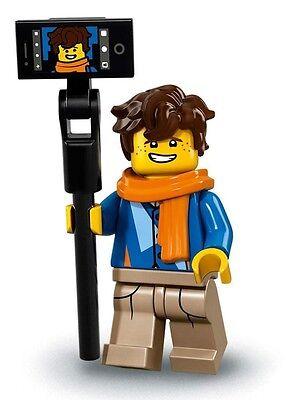 NEW LEGO NINJAGO MOVIE MINIFIGURES SERIES 71019 - Jay - Lego Jay Ninjago