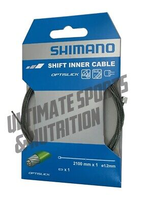 Sram Dual Drive shifter 3 x 9 speed with Click Box-Cable 210cm
