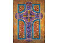 Jim Fitzpatrick Celtic Art Posters Prints x 2
