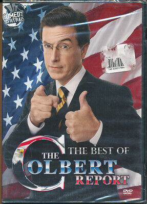 Stephen Colbert The Best of The Colbert Report RARE out of print DVD 2007
