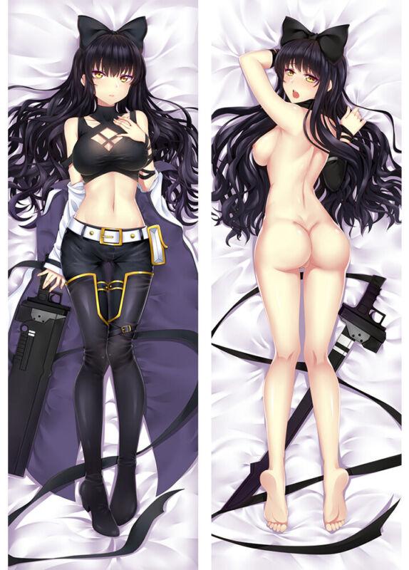 Anime RWBY Blake Belladonna Ver.S 150*50 CM Dakimakura Body Pillow Case