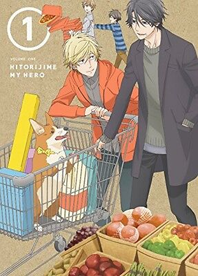 New Hitorijime My Hero Vol.1 First Limited Edition DVD Booklet Japan EYBA-11523