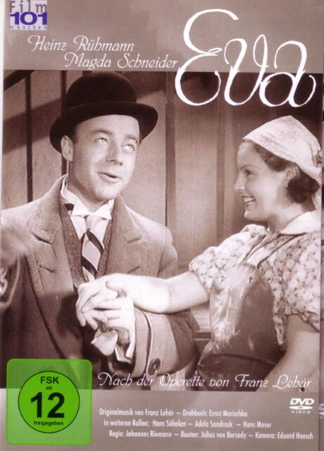 Eva (1935) Heinz Rühmann, Magda Schneider