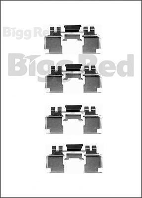 For Toyota Avensis 2009/>  2x REAR BRAKE CALIPER RETURN SPRINGS  18151