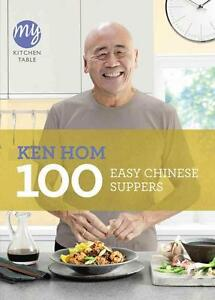 HOM,KEN-MKT 100 EASY CHINESE SUPPERS BOOK NEU