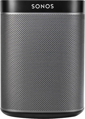 Open Box Excellent  Sonos   Play 1 Wireless Speaker For Streaming Music   Black