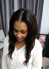 Afro Caribbean Mobile Hairdresser Weaves Braids
