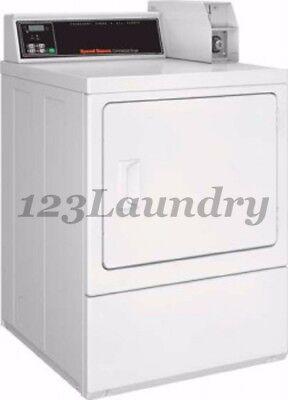 Speed Queen Dryer Mdc Coin Drop Rear Control Gas 120v-60hz 1ph W Model Sdgt09wf