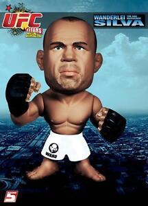 WANDERLEI SILVA ROUND 5 UFC TITANS SERIES 2 (5 INCH VINYL) EXCLUSIVE FIGURE