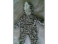 Fleece Soft BABY COAT 6-9MONTHS BRAND NEW WITH TAG!!! Cheetah Print