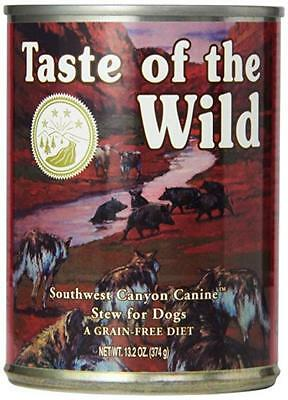 Taste of the Wild Canned Dog Food for All Lifestages, Southwest Canyon Canine wi