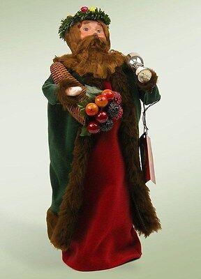 BYERS CHOICE A CHRISTMAS CAROL SPIRIT OF CHRISTMAS PRESENT WITH HANG TAG  *  B ()