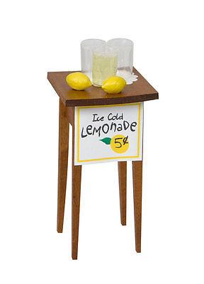 Genuine Byers Choice Lemonade For Sale Table Lemons Glasses Super Cute Accessory ()