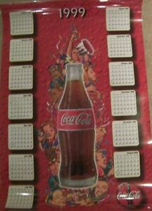 Coca-Cola Calendars Kitchener / Waterloo Kitchener Area image 7