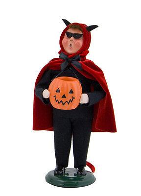 Byers Choice Halloween Boy in Devil Costume 2017 Spooky Devilish Trick or Treat!](Halloween Costumes Boys 2017)