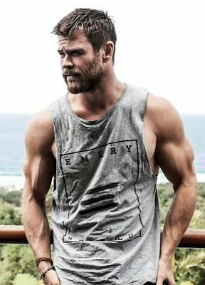Chris Hemsworth Poster 24Inx36in  61Cm X 91Cm  D