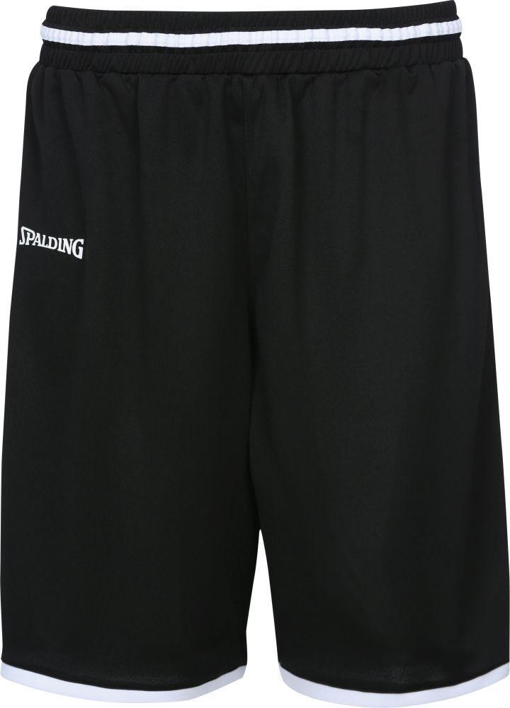 Spalding Basketball Training Move Shorts Basketballhose Herren Kinder schwarz