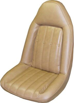 1977 Chevrolet Monte Carlo Front Swivel Bucket Seat Covers - PUI - Monte Carlo Front Buckets