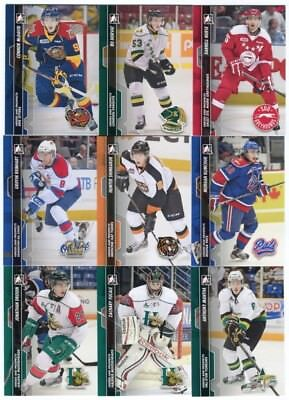 2013-14 In The Game Heroes & Prospects Hockey 150-card Base Set