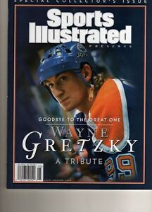 Wayne Gretzky Sports Illustrated