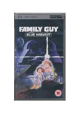 NEW SEALED Family Guy Presents Blue Harvest (UMD, 2009) , for Sony PSP UMD Video