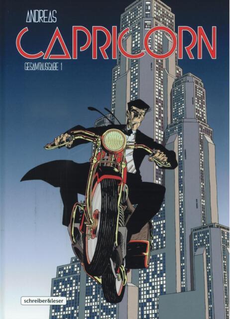 Capricorn Sammelband 1, schreiber&leser