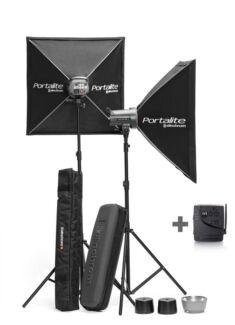 Elinchrom D-Lite RX 4 2-Light To Go Kit for Nikon