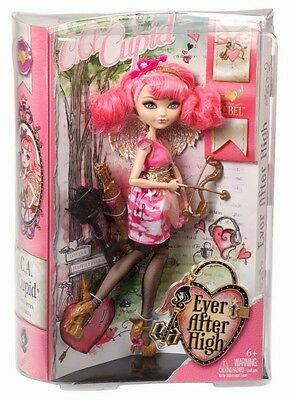 EVER AFTER HIGH C.A. CUPID REBEL DAUGHTER OF EROS BRAND NEW IN BOX