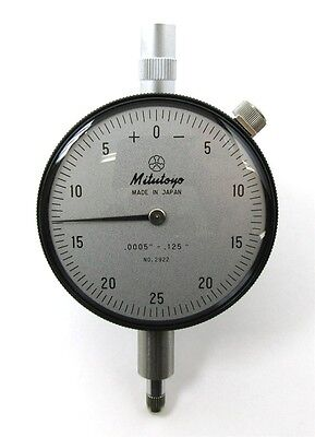 New Old Inventory Mitutoyo Dial Indicator 2922