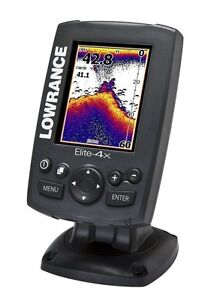 NEW Lowrance Elite-4x 3.5