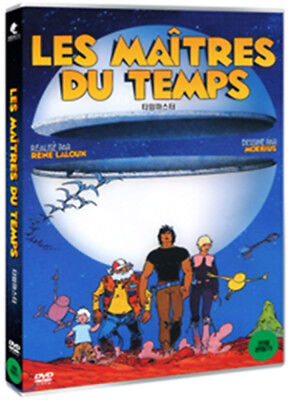 Time Masters / René Laloux (1982) - DVD new