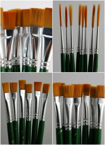DONNA DEWBERRY ONE STROKE BRUSHES PLAID PICK-YOUR-BRUSH GENTLY USED