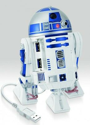 NEW STAR WARS R2-D2 4 port USB HUB USB3.0 import from Japan Free