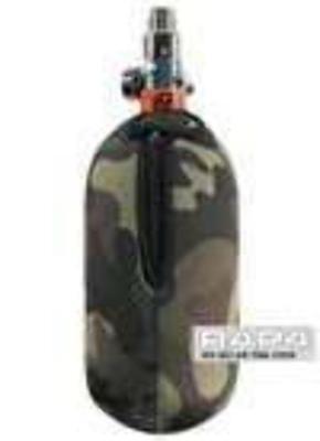 68ci 4.5K High Pressure Air Tank Cover (Woodland Camo) [FV6]