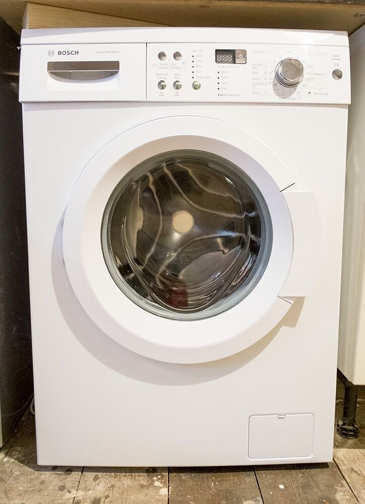 Bosch VarioPerfect 8kg Freestanding Washing Machine - Excellent cond - A+++ energy - under guaranty