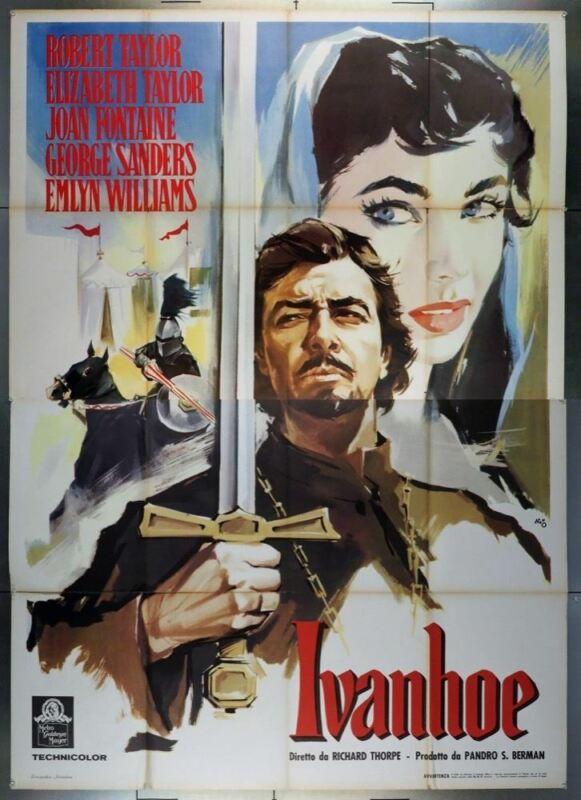 IVANHOE (1952) 27964