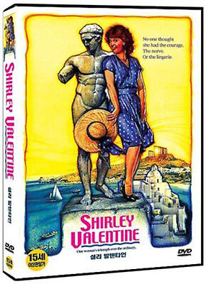 SHIRLEY VALENTINE / Lewis Gilbert, Pauline Collins, Tom Conti, 1989 / NEW