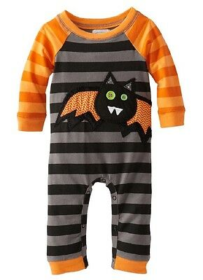 Mud Pie Halloween Bat One Piece and/or Sleeper](Halloween Mud Pies)