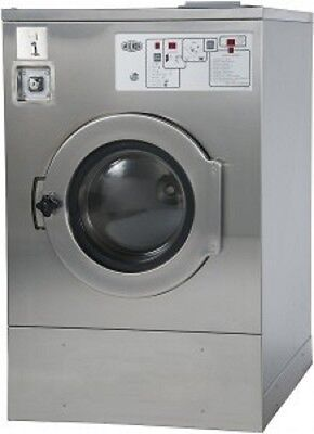 Milnor 60lb Front Load Washer Extractor Mcr27e5