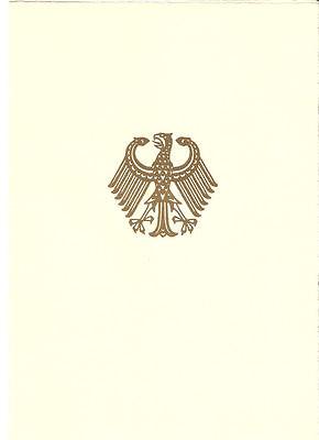 Frühe Bundeswehr - Ernennungsurkunde zum Stabsfeldwebel 1968 Luftwaffe