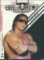"""WWE Bret """"Hitman"""" Hart DVD"""