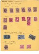 US Stamp Pages