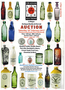 GDL Auctions - Antique Bottle Auction Toowoomba QLD Toowoomba Toowoomba City Preview
