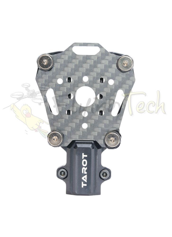 Tarot multirotor 680 pro 16mm anti vibration aluminium for Anti vibration motor mounts